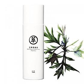 Toner Phục Hồi Hư Tổn, Dành Cho Da Nhạy Cảm Từ Ngải Cứu YUAN Wild Mugwort Herbal Toner-Repairing 150ml