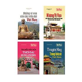 Combo Tủ sách lịch sử Việt Nam 4