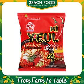 Mì Yeul cay - gói