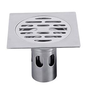 Phễu thoát sàn ngăn mùi cao cấp inox 304