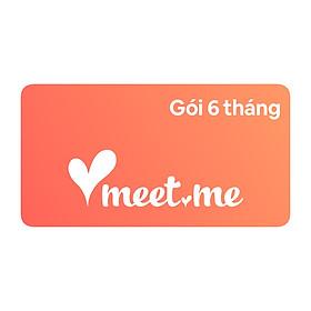 Gói nâng cấp tài khoản 6 tháng của YmeetMe - Ứng dụng hẹn hò nghiêm túc & hiệu quả