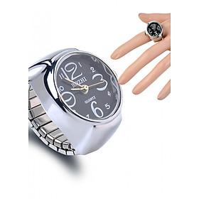 Nhẫn đeo tay mặt hình đồng hồ
