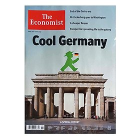 [Download sách] The Economist: Cool Germany - 15