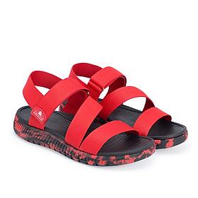 Giày sandal nữ Facota V1 Sport HA16 sandal quai chéo camo - sandal quai dù
