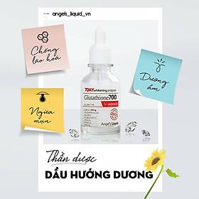 Serum Dưỡng Sáng Da, Làm Mờ Thâm Angel's Liquid 7day Whitening Program Glutathione 700 V-Ample 30ml