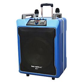 Loa Kéo Di Động Soundmax M-7 - Hàng Chính Hãng