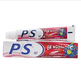 Kem đánh răng trẻ em P/S bé ngoan hương dâu 35g  - 03903