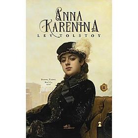 Sách - Anna Karenina (Tập 2) (tặng kèm bookmark thiết kế)