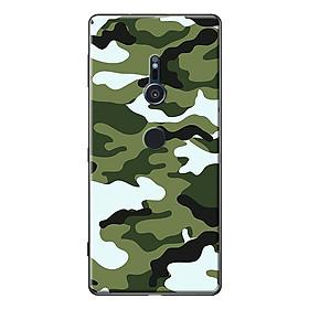 Ốp Lưng Dành Cho Sony Xperia XZ2 - Mẫu Sọc Rằn Ri
