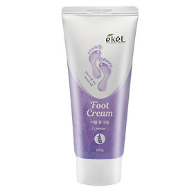Kem dưỡng da chân hoa oải hương Lavender Ekel