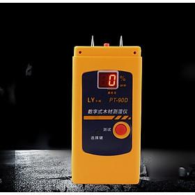 Thiết bị đo độ ẩm của gỗ đo nhanh, chính xác ( Tặng kèm 01 móc khóa tô vít ba chức năng trong một )
