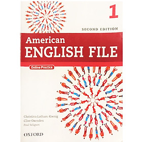 American English File 1 : Student's Book with iTutor (2nd Edition)