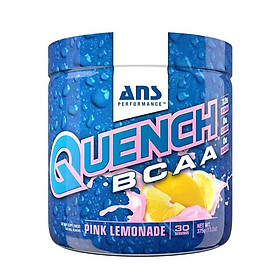 Thực phẩm bổ sung QUENCH BCCA PINK LEMONADE 375g