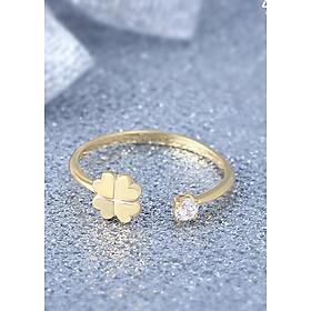 Nhẫn vàng tây đính đá JR1018 Jyme