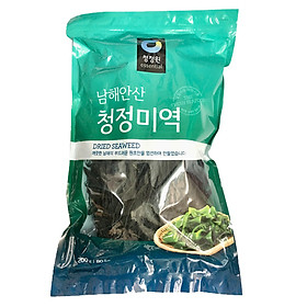 Lá Rong Biển Khô Daesang 200g Dùng Nấu Canh Rong Biển - Nhập Khẩu Hàn Quốc