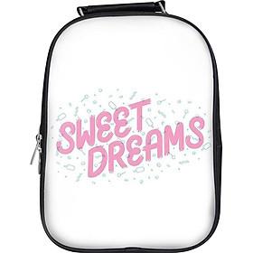 Balo Unisex In Hình Sweet Dreams - BLTE174