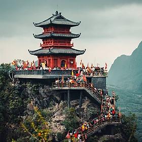 Tour Chùa Tam Chúc - Đầm Vân Long - Ninh Bình 01 Ngày, Gồm Bữa Trưa, Khởi Hành Hàng Ngày & Dịp Lễ Tết Từ Hà Nội