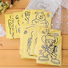 Combo 10 Tranh Cát Cho Bé Yêu Tập Vẽ