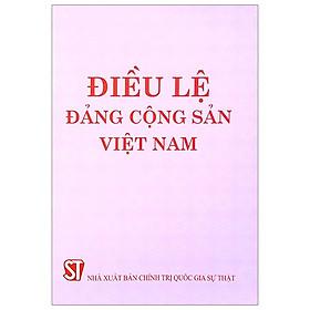 Điều Lệ Đảng Cộng Sản Việt Nam (2020)