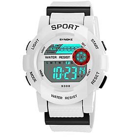Đồng hồ trẻ em Synoke 9308 thể thao điện tử dây cao su