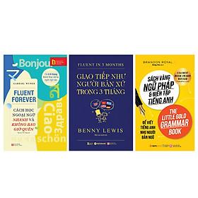 Combo Tiếng Anh Thật Dễ (3 Tập)