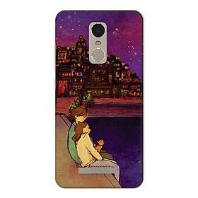 Ốp Lưng Dành Cho Điện Thoại Xiaomi Redmi Note 3 - Mẫu 137