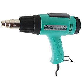 Pro'skit SS-621H Digital Display Adjustable Heat Gun (Power 2000W)