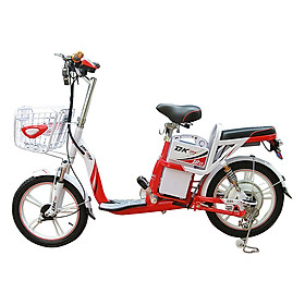 Xe Đạp Điện DK Bike 18D - Cam