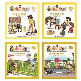 Hình ảnh Bộ Sách Tuần Của Bé Tháng 12 (Bộ 4 Cuốn)