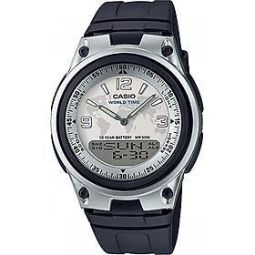 Đồng hồ nam dây nhựa Casio AW-80-7A2VDF