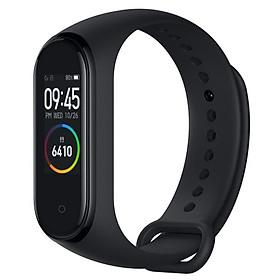 Vòng đeo tay theo dõi sức khỏe Xiaomi  Miband 4 hàng nhập