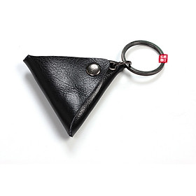 Guitar Pick Holder Leather Guitarra Plectrum Case Bag Keychain Shape Guitar Accessories