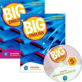 Big English AmE 2Ed Level 5 Value Pack (SB + WB)