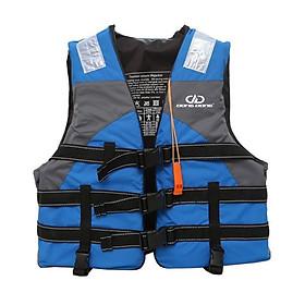 Áo phao bơi cứu hộ cao cấp DD25, an toàn cho tập bơi, đi biển, thể thao dưới nước - DONGDONG