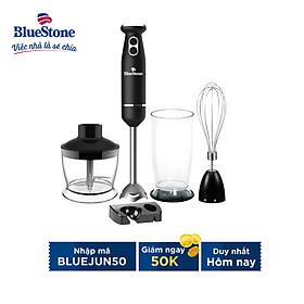 Máy Xay Sinh Tố Cầm Tay Bluestone BLB-5251 (600W) - Hàng chính hãng