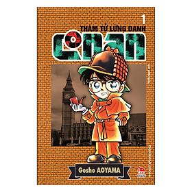 Thám Tử Lừng Danh Conan - Tập 1 (Tái Bản 2019)