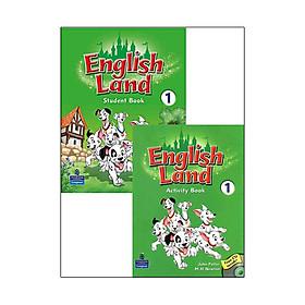 English Land Pack Level 1 (SB+AB)