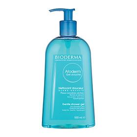 Gel tắm dưỡng ẩm hằng ngày dành cho da khô, nhạy cảm BIODERMA Atoderm Gel Douche 500ml