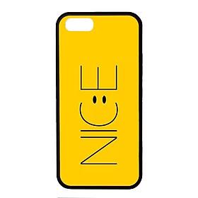 Ốp lưng dành cho Iphone 5s N.I.C.E Vàng - Hàng Chính Hãng
