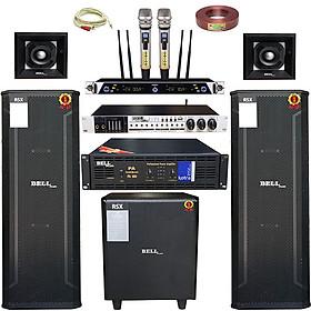 Dàn karake gia đình KMS - 9200 BellPlus (hàng chính hãng) VIP