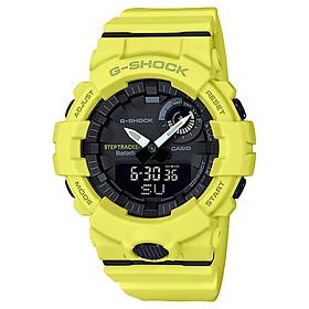 Đồng hồ nam dây nhựa Casio G-Shock chính hãng GBA-800-9ADR