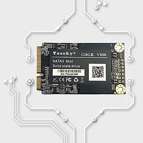 Ổ Cứng SSD VASEKY mSATA  128GB - Hàng  Chính Hãng
