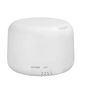 Máy khuếch tán tinh dầu hình trụ trắng 300ml Lorganic FX2030