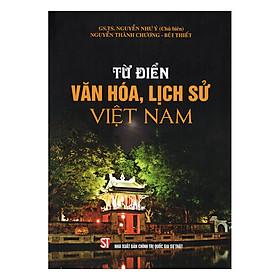 Từ Điển Văn Hóa, Lịch Sử Việt Nam
