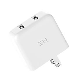 Adapter sạc nhanh Xiaomi 2USB QC 3.0 ZMI - Hàng chính hãng