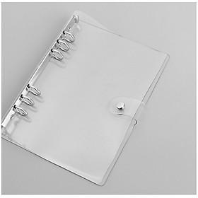 Bìa sổ còng nhựa dẻo size A5 (không ruột)