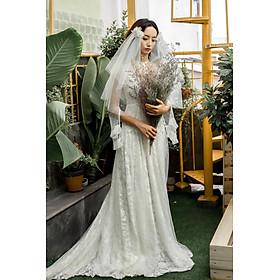Váy cưới tiểu thư – Elizabeth