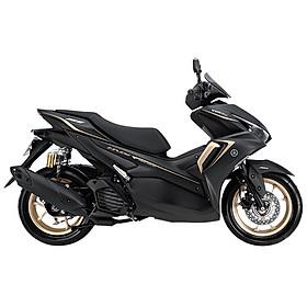Xe Máy Yamaha NVX 155 VVA Thế Hệ II - 2021 - Vàng đồng đen