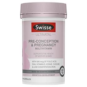Swisse Ultinatal Pre Conception & Pregnancy 180 Capsules