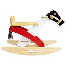 Ngựa Xếp Bập Bênh Mk - Đồ chơi gỗ